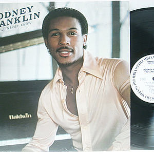 レコード画像:RODNEY FRANKLIN / You'll Never Know