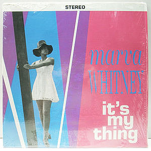 レコード画像:MARVA WHITNEY / It's My Thing