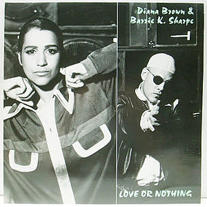 レコード画像:DIANA BROWN / BARRIE K. SHARPE / Love Or Nothing