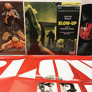 レコード画像:HERBIE HANCOCK / Blow-Up (The Original Soundtrack Album)
