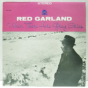 レコード画像:RED GARLAND / When There Are Grey Skies