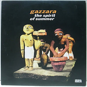 レコード画像:GAZZARA / The Spirit Of Summer