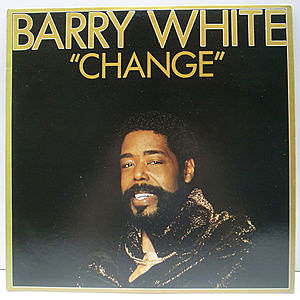 レコード画像:BARRY WHITE / Change
