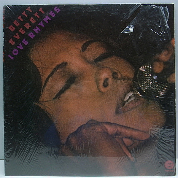 レコードメイン画像:DAVID AXELROD produce / USオリジ BETTY EVERETT Love Rhymes