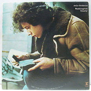 レコード画像:ARLO GUTHRIE / Washington County