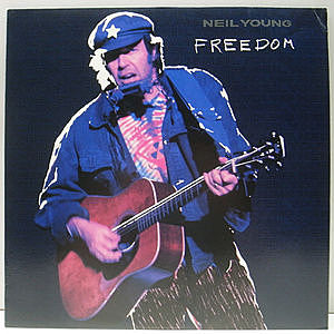 レコード画像:NEIL YOUNG / Freedom