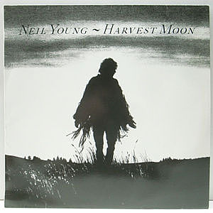 レコード画像:NEIL YOUNG / Harvest Moon