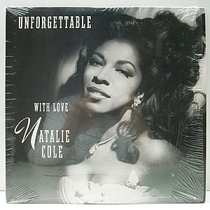 レコード画像:NATALIE COLE / Unforgettable With Love