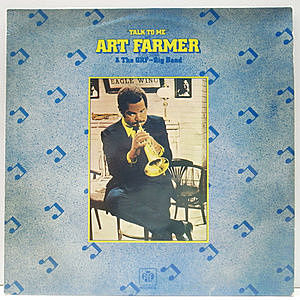 レコード画像:ART FARMER / ORF BIG BAND / Talk To Me