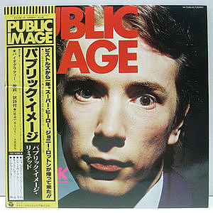 レコード画像:PUBLIC IMAGE LIMITED / Public Image (First Issue)