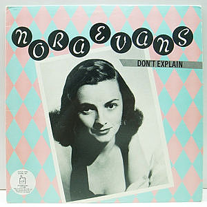 レコード画像:NORA EVANS / Don't Explain