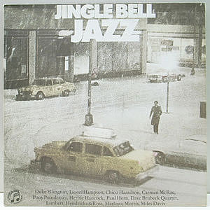 レコード画像:VARIOUS / MILES DAVIS / Jingle Bell Jazz