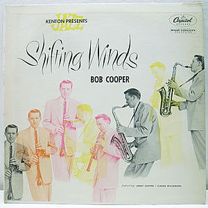 レコード画像:BOB COOPER / Shifting Winds