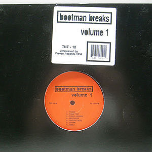 レコード画像:BOOTMAN / Bootman Breaks Volume 1