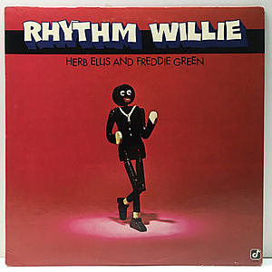 レコード画像:HERB ELLIS / FREDDIE GREEN / Rhythm Willie