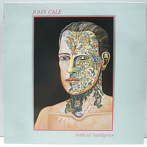 レコード画像:JOHN CALE / Artificial Intelligence