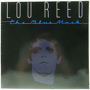 レコード画像:LOU REED / The Blue Mask