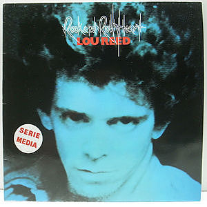 レコード画像:LOU REED / Rock And Roll Heart