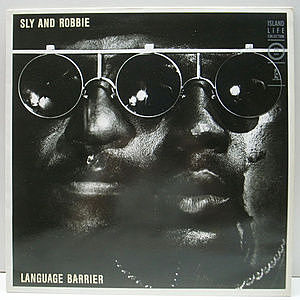 レコード画像:SLY & ROBBIE / Language Barrier