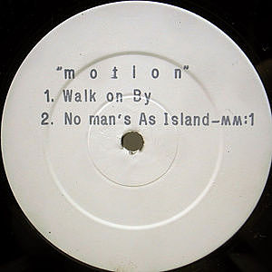 レコード画像:MOTION / Walk On By