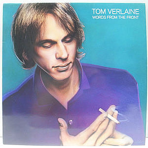 レコード画像:TOM VERLAINE / Words From The Front