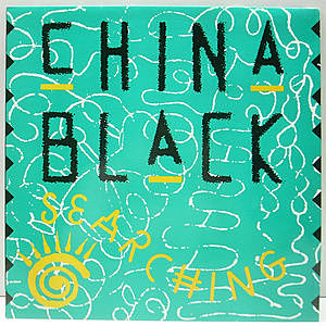 レコード画像:CHINA BLACK / Searching