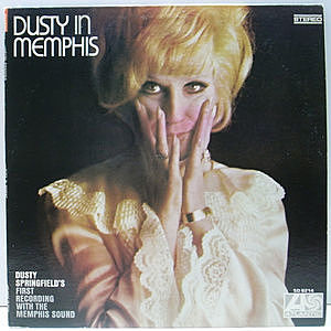 レコード画像:DUSTY SPRINGFIELD / Dusty In Memphis
