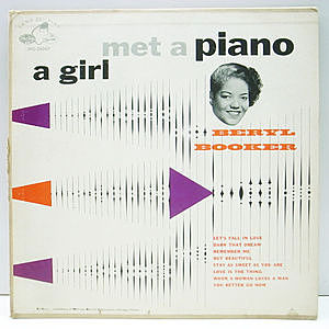 レコード画像:BERYL BOOKER / A Girl Met A Piano