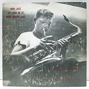 レコード画像:ZOOT SIMS / Zoot Sims In Hollywood