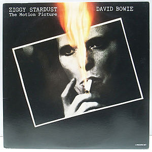 レコード画像:DAVID BOWIE / Ziggy Stardust - The Motion Picture