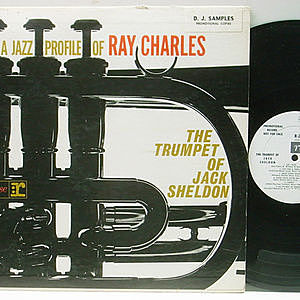 レコード画像:JACK SHELDON / A Jazz Profile Of Ray Charles