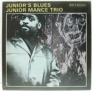 レコード画像:JUNIOR MANCE / Junior's Blues