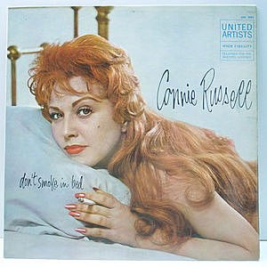 レコード画像:CONNIE RUSSELL / Don't Smoke In Bed