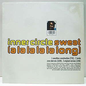 レコード画像:INNER CIRCLE / Sweat (A La La La La Long)