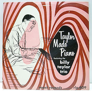 レコード画像:BILLY TAYLOR / Taylor Made Piano