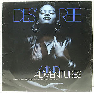 レコード画像:DES'REE / Mind Adventures