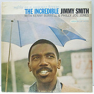 レコード画像:JIMMY SMITH / Softly As A Summer Breeze