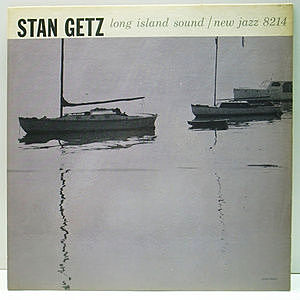 レコード画像:STAN GETZ / Long Island Sound
