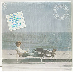 レコード画像:ART GARFUNKEL / Watermark