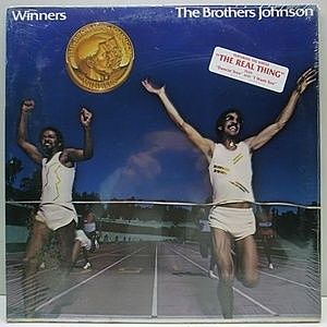 レコード画像:BROTHERS JOHNSON / Winners