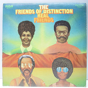 レコード画像:FRIENDS OF DISTINCTION / Real Friends