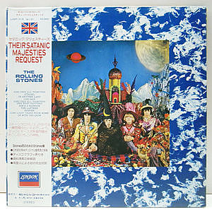 レコード画像:ROLLING STONES / Their Satanic Majesties Request