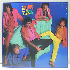 レコード画像:ROLLING STONES / Dirty Work