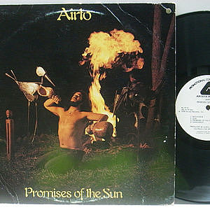 レコード画像:AIRTO / Promises Of The Sun