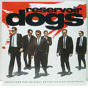 レコード画像:VARIOUS / Reservoir Dogs (Music From The Original Motion Picture)