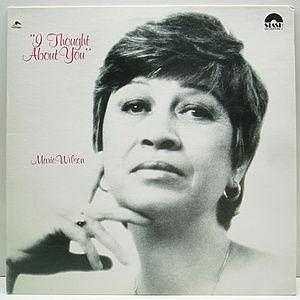 レコード画像:MARIE WILSON / I Thought About You