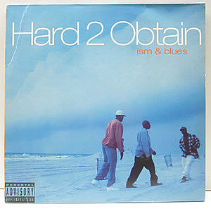 レコード画像:HARD 2 OBTAIN / Ism & Blues