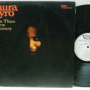 レコード画像:LAURA NYRO / More Than A New Discovery
