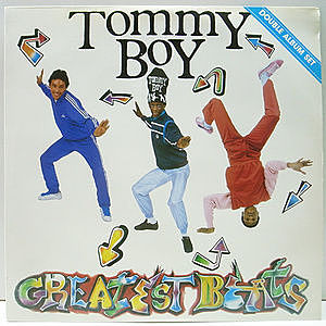 レコード画像:VARIOUS / Tommy Boy Greatest Beats