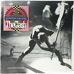 レコード画像:CLASH / London Calling